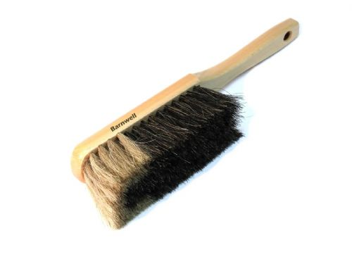 Barnwell Horse Hair Dust Pan Hand Brush